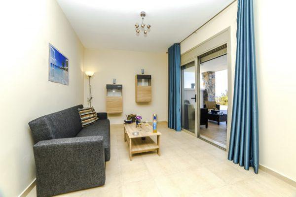Villa Lavender secondary living room
