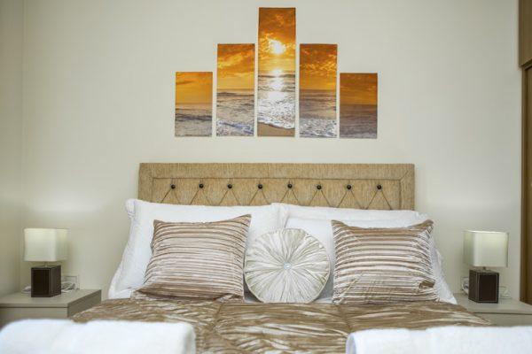 Villa Lavender bedroom