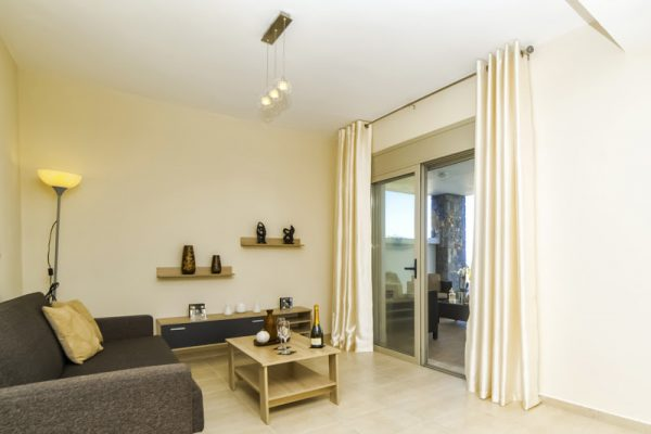 Villa Mint secondary living room