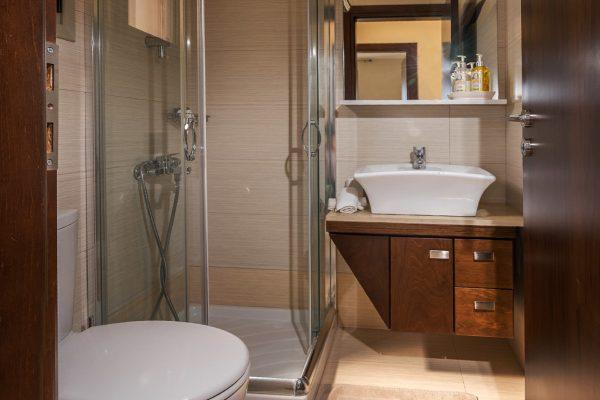 Bathroom - Both Villas Applied