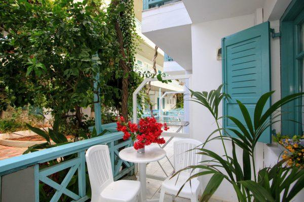 Standard Triple Maisonette Balcony