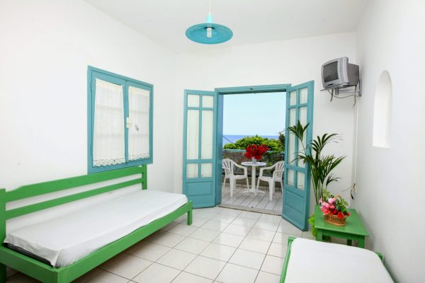 Family One Bedroom Apartment