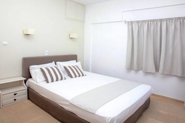 Superior Triple One Bedroom Apartment bedroom