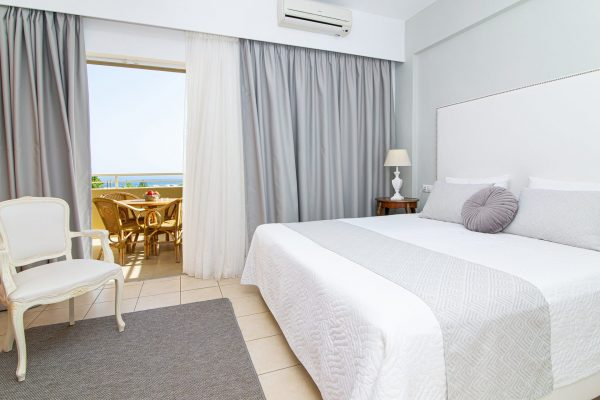 Luxury One Bedroom Apartments with Sea View Balcony View