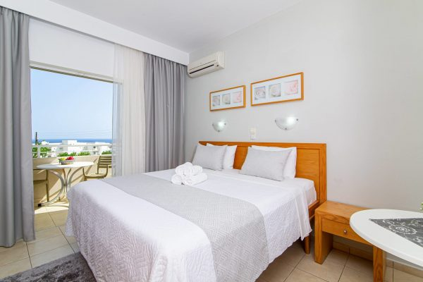 Superior Double Studios with Sea View Entire room