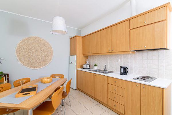 Family Two Bedroom Apartments with Sea View or Garden View Kitchenette