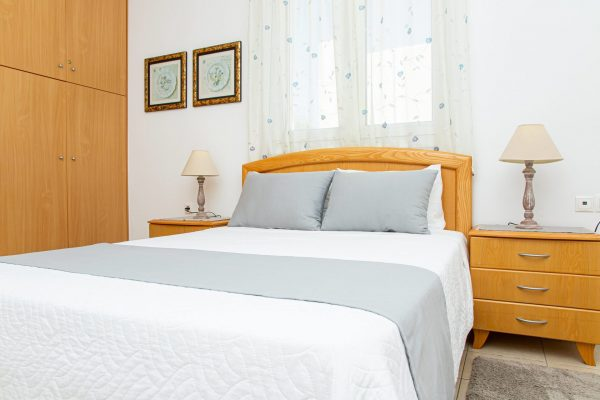 Family Two Bedroom Apartments with Sea View or Garden View secondary bedroom