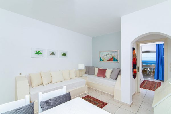 Luxury One Bedroom Apartments with Sea View Room overview