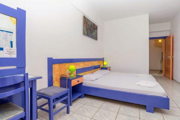 One Bedroom Apartment with Garden View bedroom