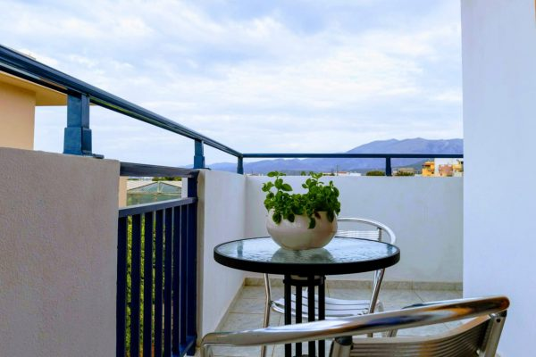 One Bedroom Apartment with Garden View balcony