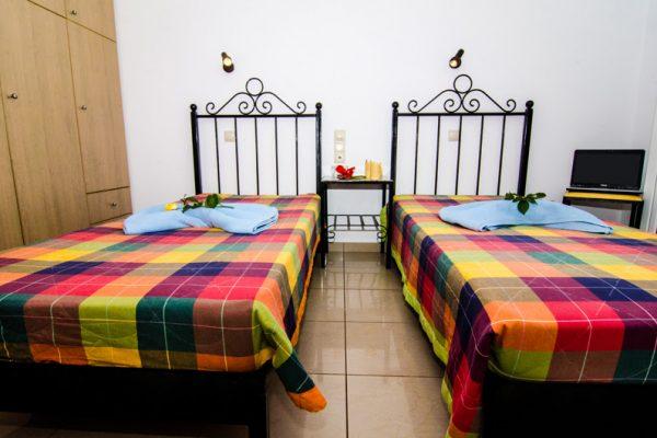 Economy Studio single beds