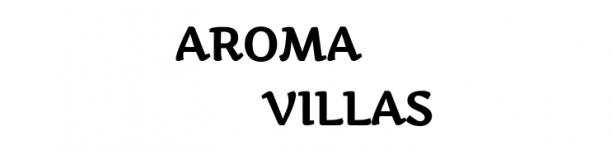 Aroma Villas logo