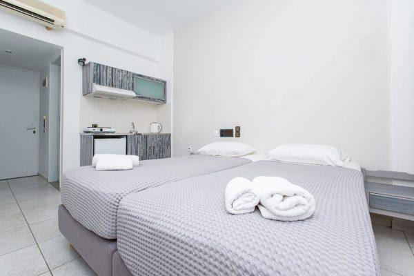 Standard Twin Studio Single beds