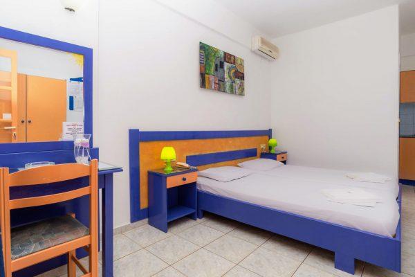 Standard Twin Studio Double bed
