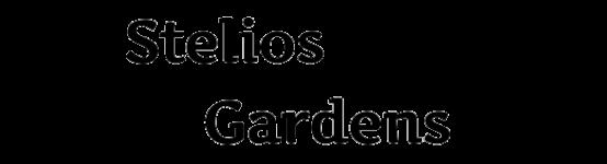 Stelios Gardens Logo