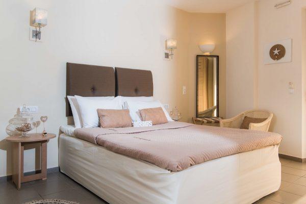 Superior Double Studio double bed